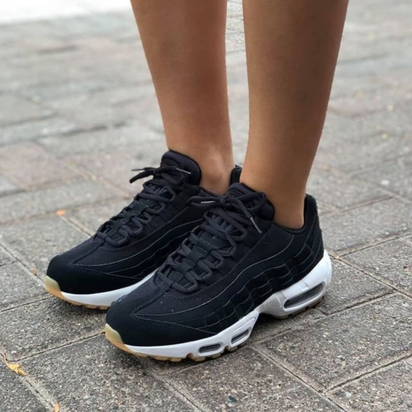 1c9b091ac7 Nike Shoes | Air Max 95 Black Gum | Poshmark